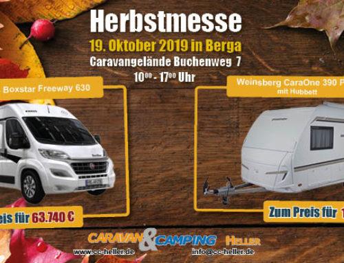 Herbstmesse 19.Oktober 2019